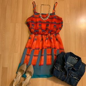 Calvin Klein dress 🧡